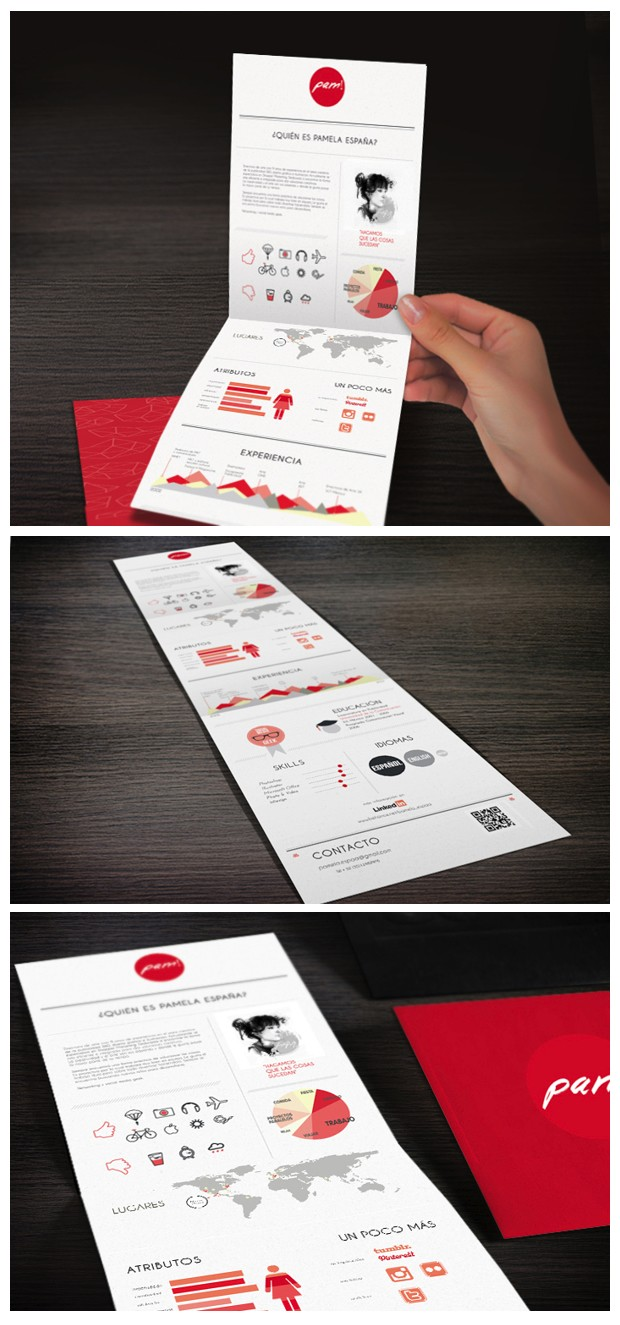resume templates  17 Awesome Examples of Creative CV Templates | Guru - resume templates