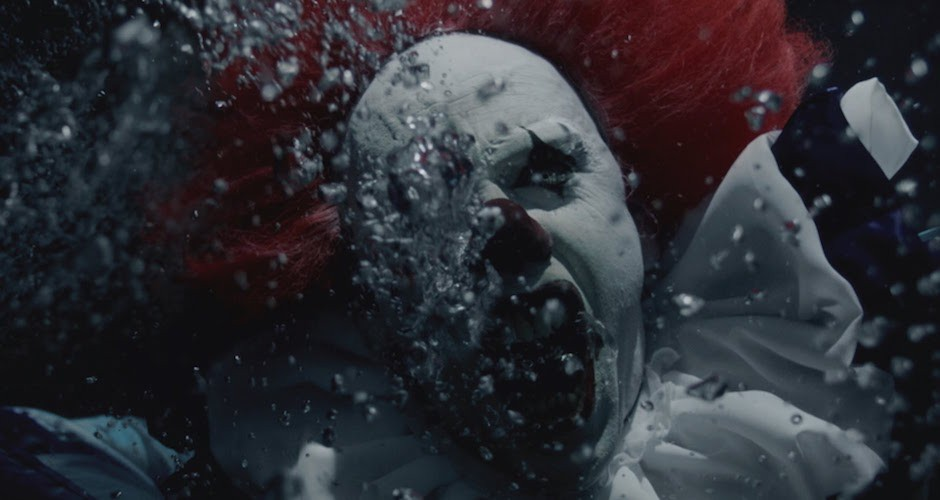pennywise true form concept  Cary Fukunaga drops out of IT adaptation; project most ..