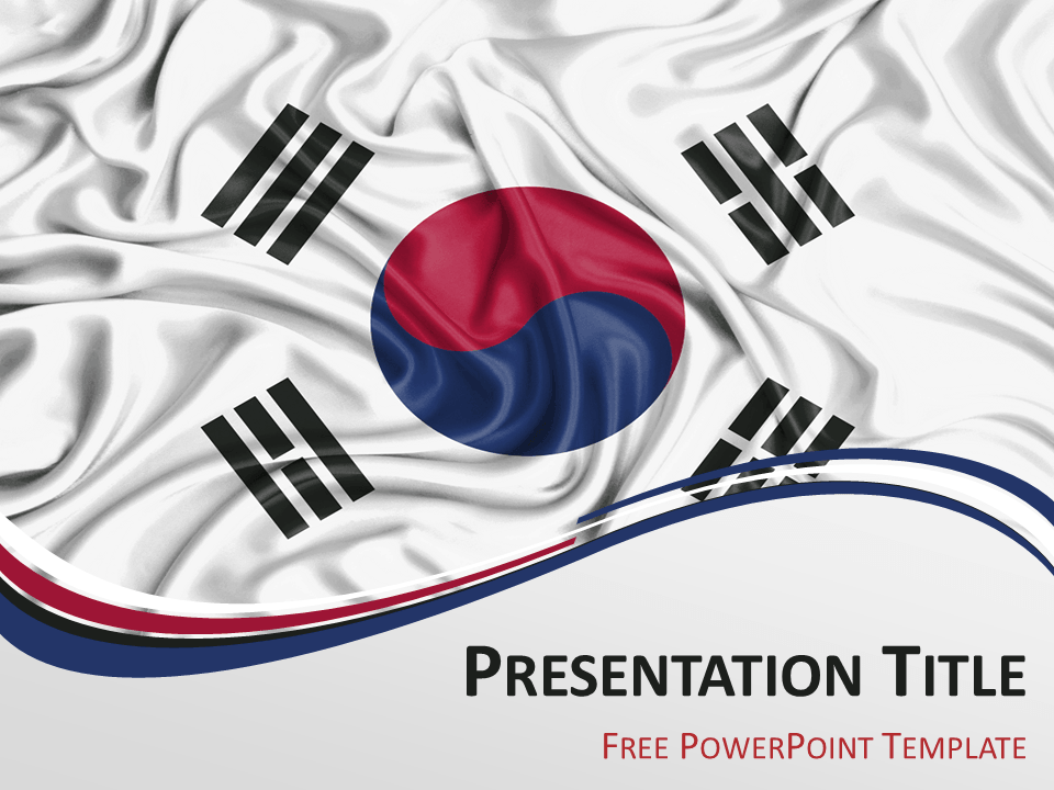 japanese resume template  Free PowerPoint Templates about South Korea ..