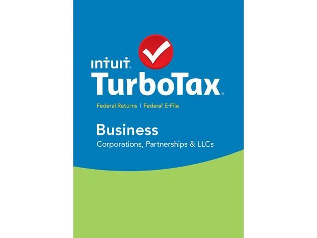 form 1065 turbotax  Intuit TurboTax Business 2015 Fed + Efile Tax Software ..