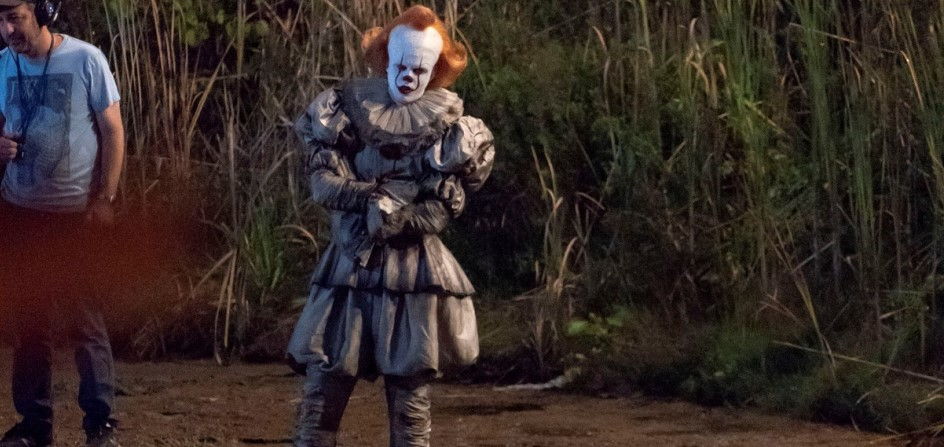 it pennywise true form  IT Chapter 2: Nuevas imágenes de Pennywise - INSOMNIA - it pennywise true form