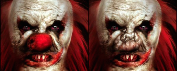 pennywise true form concept  Vincenzo Natali Reveals Concept Art For Cancelled Films It ..