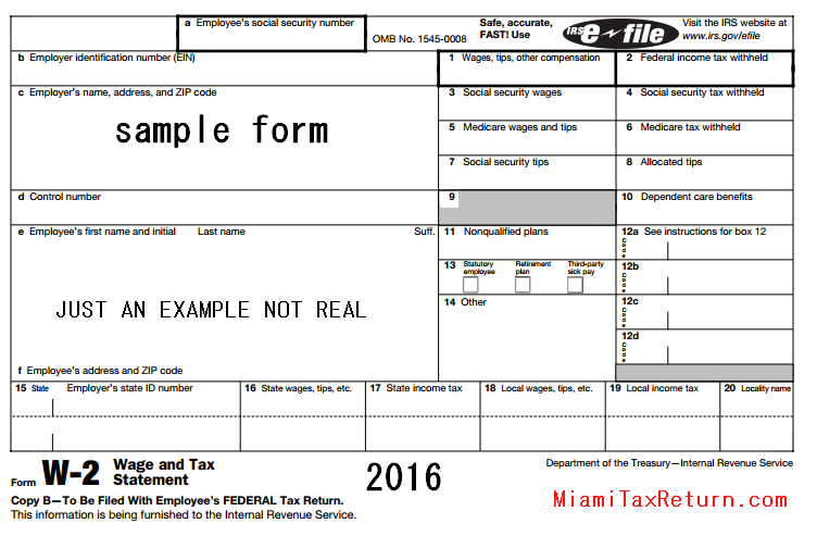 w2 form texas  What Does A W-2 Form Look Like? W-2 Tax From Work - w2 form texas
