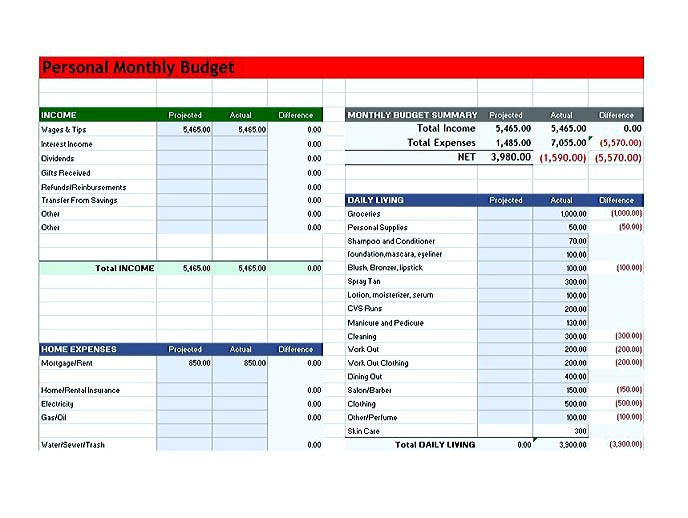 budget template for couples  Cool Budget Template Google You Definitely Have to Use Today - budget template for couples