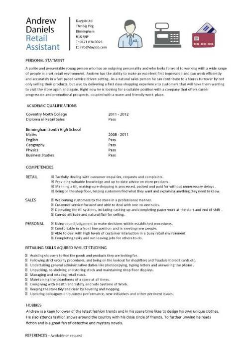 big 4 resume template  Cv Template Young Person - Resume Examples - big 4 resume template