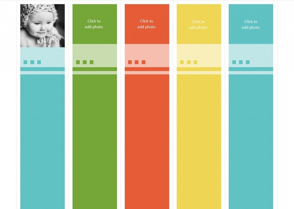 avery bookmark template  Works with Avery Bookmark Template | Avery Bookmarks - avery bookmark template