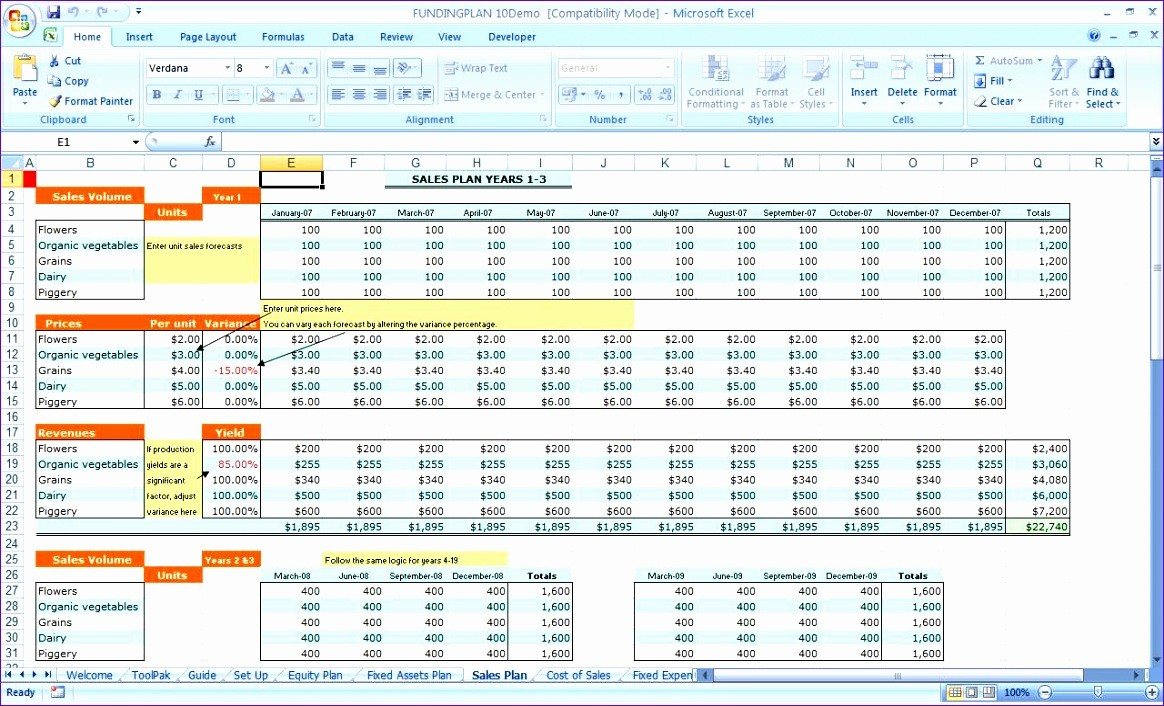 data backup schedule template excel  11 Excel Project Plan Template Free Download - Excel ..